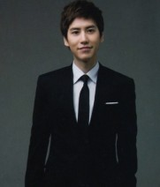 kyuhyun short hair in milkyway007