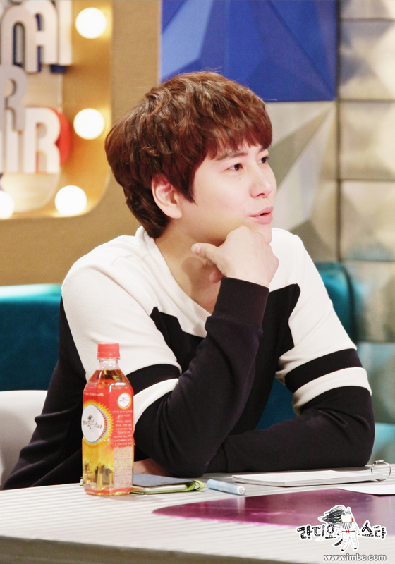 150202 mbc radio star official update with kyuhyun 3p